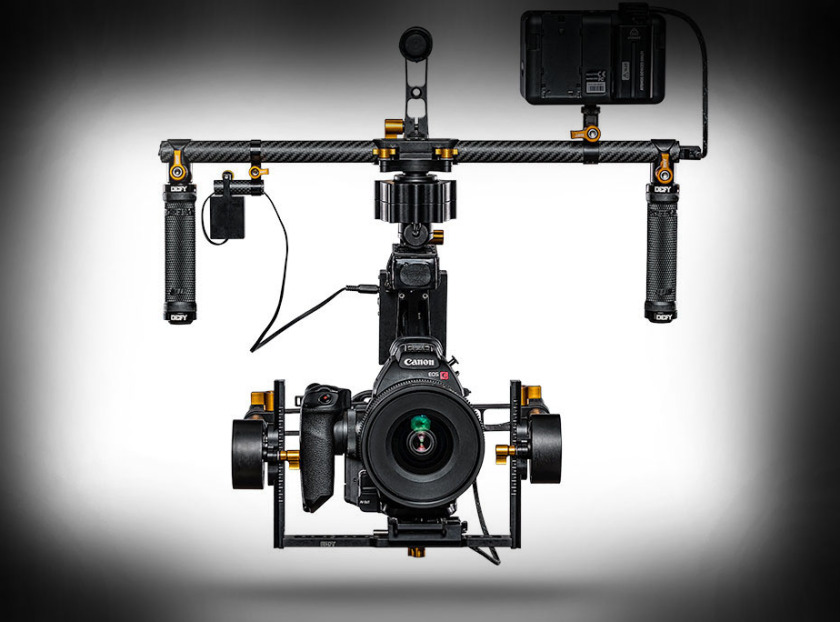 Gimbal & Drone Vision